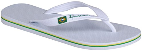 Ipanema Classica, Tongs homme 22277/white/white