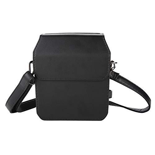 Elerose Taschen Hülle für Fuiji instax Share SP-3 Fotodrucker Stoßfest Tragetasche (schwarz)