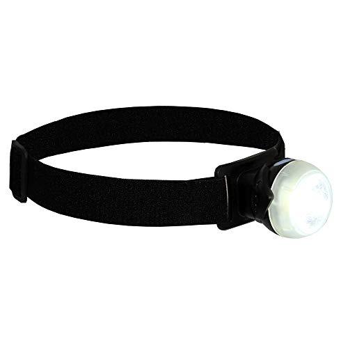 FISHTEC ® Stirnlampe, Abnehmbar, 170 Lumen, Wiederaufladbar, Lithium-Akku