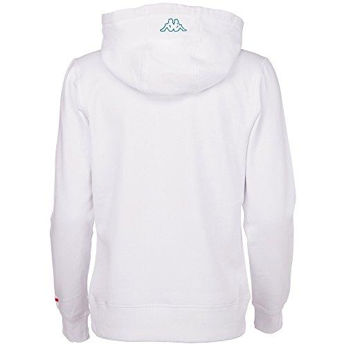 Kappa Damen Sweatshirt Zenia white