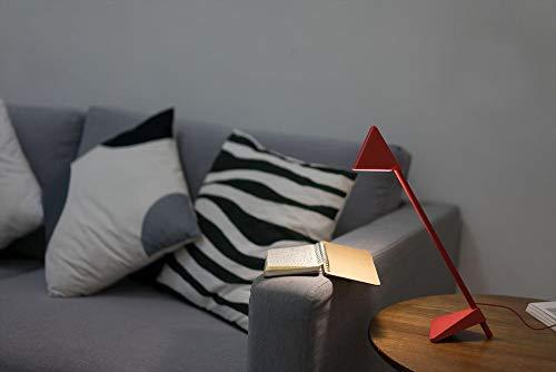 Dekorative Tischlampe Lesebrille Nachtlicht Dreieck Tischlampe Led Tischlampe Kann Lesen Augenlampe Einfach