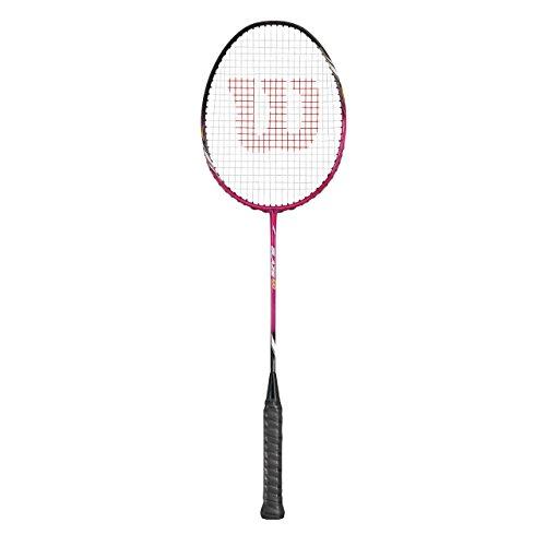 Wilson Badminton Badmintonschläger Blaze 100 Bmtn Rkt 4 pink/schwarz