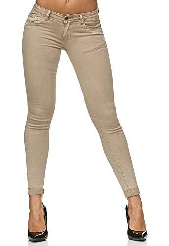 2152d8b91baab Résultats de la recherche. freddywear. ArizonaShopping - Hosen Pantalon  Femmes Push Up Treggings Effet Maigre D2223, Couleurs:Beige,