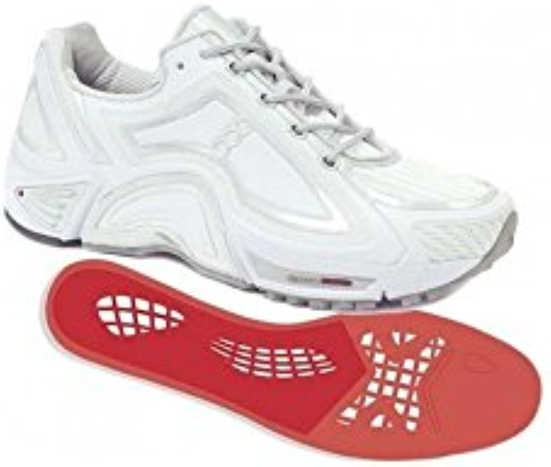 Saucony Zapatillas de running de hombre Grid Vision – 2523 – 1 Color blanco