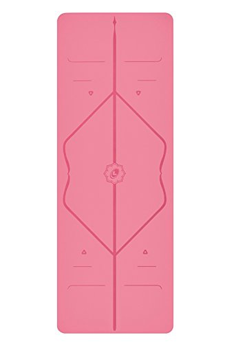 Liforme Yogamatte Grey (Pink)