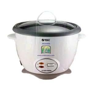 GrandGadgets Jubilee 1.5 Litre Rice Cooker