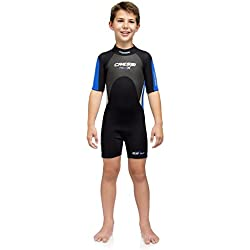 Cressi Med X Combinaisons Shorty Enfant 3mm S (8/9 ans)
