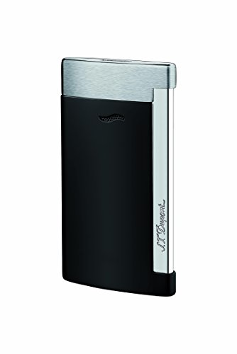 st-dupont-slim-7-mechero-color-negro-mate