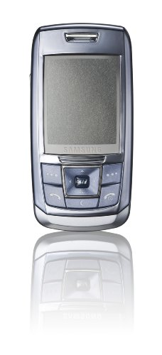 Samsung SGH-E250i Crystal-Blue Handy