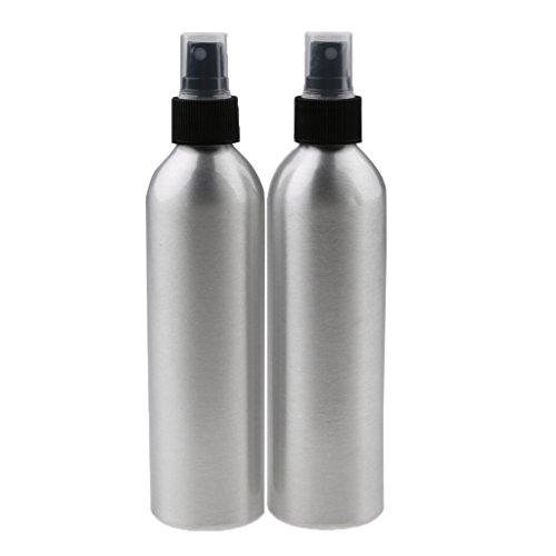 Gazechimp 2 Piezas Botella Atomizador Spray de Maquillaje Vaporizador de Vapor 50/100/150/250ml...