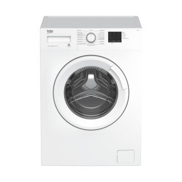 Beko WTX61031W Freestanding Front-load 6kg 1000RPM A+++ White washing machine - Washing Machines (Freestanding, Front-load, White, Rotary, Touch, Left, LED)