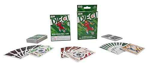 Giochi Preziosi Dieci Starter Pack, 85 Cart