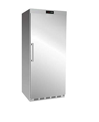 Edelstahl Tiefkühlschrank 600L Gewerbe, -10 bis -18 Grad Klasse C