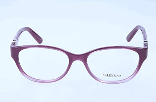 Valentino Damen V2651 Brillengestelle, Violett, 53