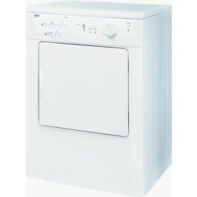 Beko DRVT71W 7kg Freestanding Vented Tumble Dryer – White