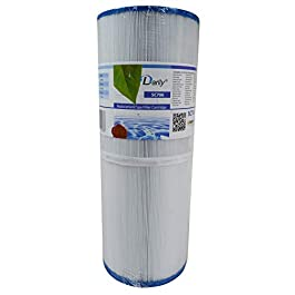 Darlly Pleatco Unicel 40506/PRB501N/C-4950 – Cartuccia per filtro di vasca idromassaggio, per Spa dotate di vasche Arctic, Beachcomber, Canadian, Hydropool e Jacuzzi, 15,24 m2
