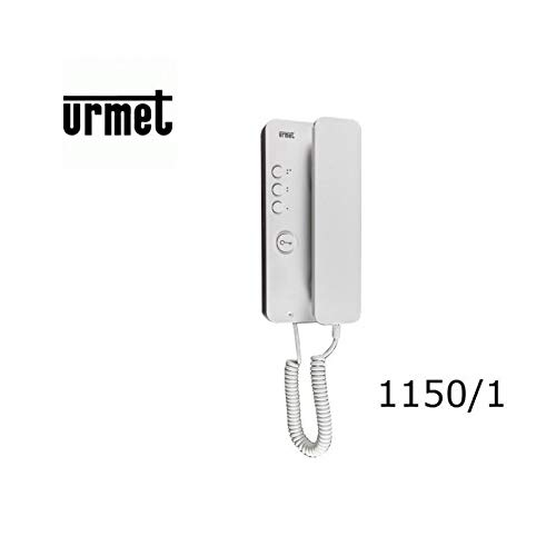 Urmet 1150/1 Citofono Mirò sistema 4+N Chiamata Elettronica