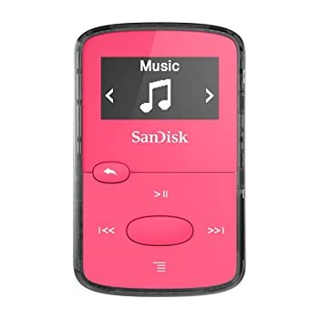 SanDisk Clip Jam 8 GB MP3 Player
