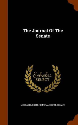 The Journal Of The Senate