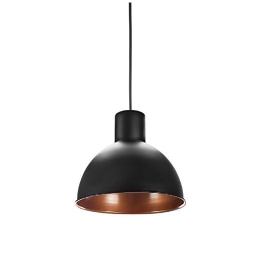 Smartwares A++ a E, Lampada a sospensione in stile industriale, Portalampada E27