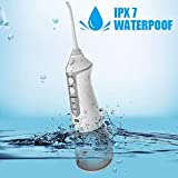 Best flosser agua - Irrigador Dental CARLCOO Profesional Irrigador Bucal Portátil Impermeable Review