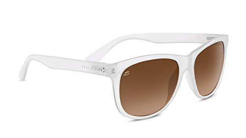 Serengeti Eyewear Sonnenbrille Ostuni, Shiny Cloud/Drivers Gradient, 8363