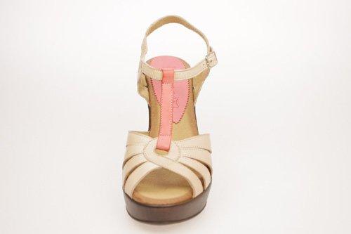 NOELIA , sandales femme Kaki