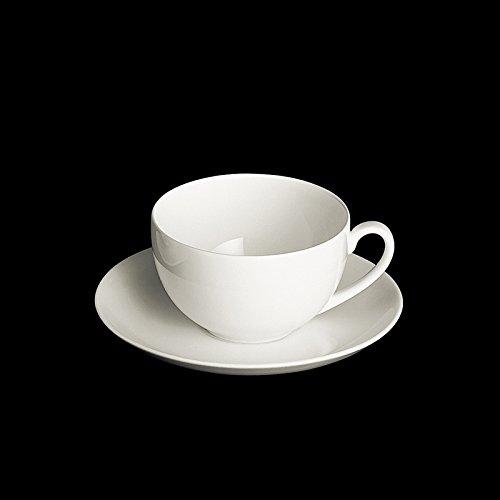 Dibbern Fine Bone China Kaffee Obertasse Rund 0,25 L Weiss