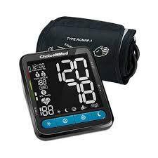 CBP 1K1 Oberarm-Blutdruckmessgerät, mit Sensor-Touch-Knöpfen, beleuchtetes XL-Display, USB Schnittstelle