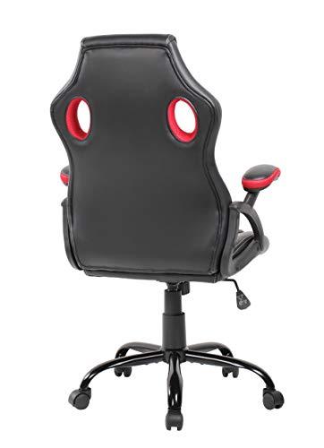 Confort Choice Sedia Gaming Atreus//Rosso 79x65x33cm