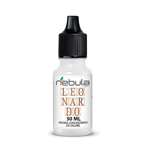 Nebula aroma 30 ml leonardo - made in italy