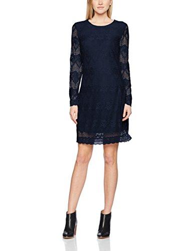 Cream Lianna Lace Dress, Robe Femme Blau (Royal Navy Blue 62701)