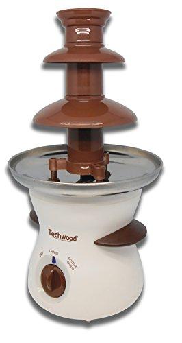 Techwood TFC-104 Fontaine Chocolat 20 x 20 x 24,5 cm