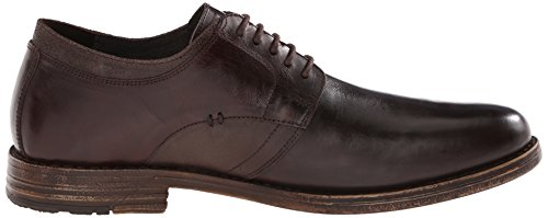 Kenneth Cole Reaction B Loyal Hommes Cuir Mocassin Brown-Olive