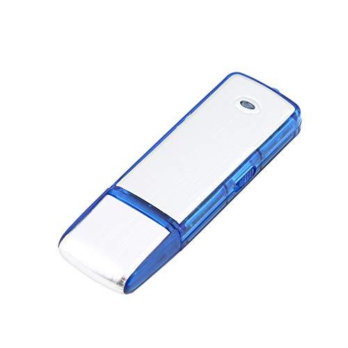 GreatWall Neue 2 in 1 8 GB Digital Audio Voice Recorder Stift USB-Flash-Speicher-Laufwerk Festplatte Eingebaute 100mA-3,7V wiederaufladbare Lithium-Batterie