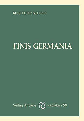 Produktbild Finis Germania (Kaplaken)
