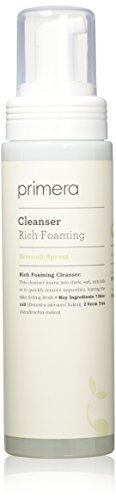 Rich Foaming Cleanser (Primera Technology Rich Foaming Cleanser, 6.8 Ounce)