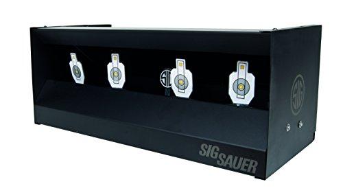 Sig Sauer Quad Shooting Gallery, Kugelfangkasten mit 4 Zielen, 204797