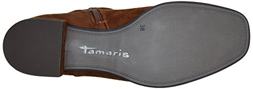 Tamaris 25518, Stivali Alti Donna Marrone (COGNAC 305)