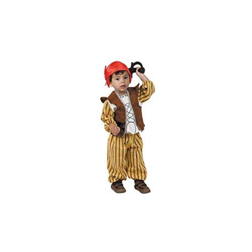 Disfraces FCR - Disfraz pirata bebé talla 12 meses