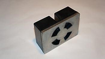 Carpropads Standard Wagenheberauflage Mit Abrutschsicherer Stahl Basisplatte 1