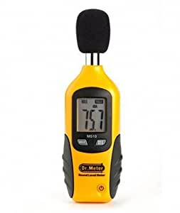 Dr.Meter® MS10 décibels testeur de sonomètre numérique 30 dBA - 130 dBA