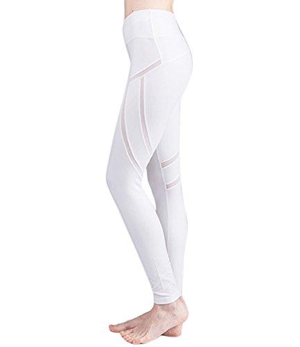 mybody-deportivos-jogging-yoga-leggings-mallas-para-mujer-running-pantalones-blanco-m