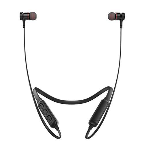 YUE headset Auricolare Bluetooth Stereo Bluetooth Sport Auricolari Vivavoce Neckband Noise Cancelling Wireless Auricolari Supporto Risposta Telefono