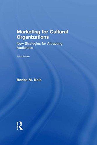 Marketing for Cultural Organizations: New Strategies for Attracting Audiences - third edition (English Edition) eBook: Bonita M. Kolb: Amazon.es: Tienda ...
