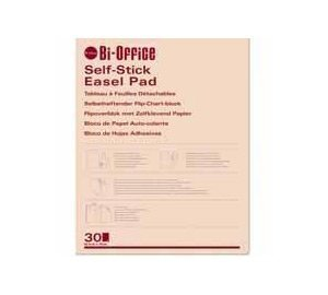 bi-office-self-stick-bloc-de-papel-para-rotafolios-2-unidades-blanco