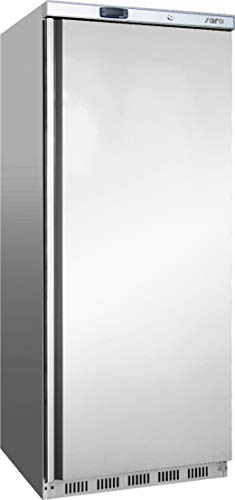 Saro 323-4010 HK 600 S/S Kühlschrank mit Umluftventilator, 620L