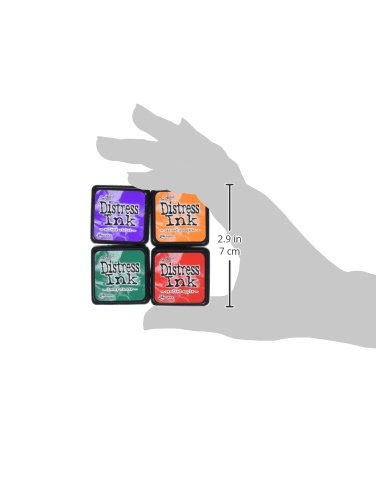 Ranger Distress Ink Pads kit 15con 4 mini tamponi - 2