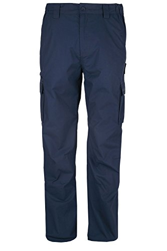 mountain-warehouse-trek-mens-lightweight-quick-drying-sporty-hiking-walking-short-trousers-navy-34