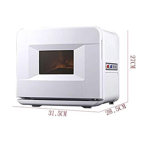 WLG Gabinete desinfección 8L Uv Toalla húmeda Calefacción